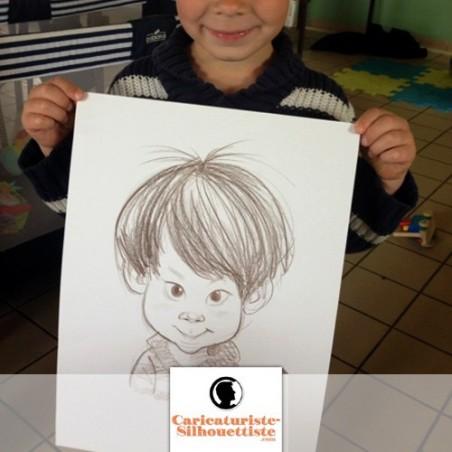 Caricaturiste pour Enfants