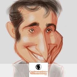 Caricaturiste Ipad